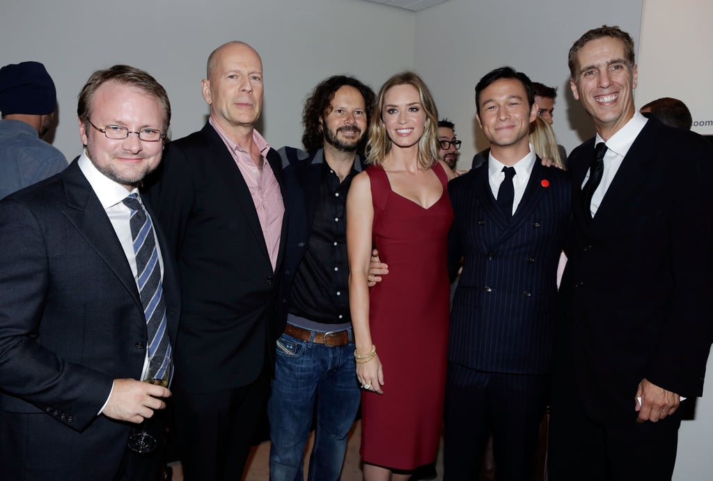 TIFF On the Scene: John Krasinski and Emily Blunt Get Cute For Looper