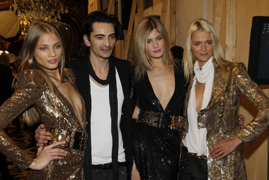 It's Unclear When Christophe Decarnin Will Return to Work at Balmain