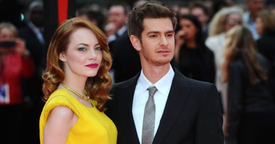 Emma Stone and Andrew Garfield Spotted Together Again, Love Might Be Real