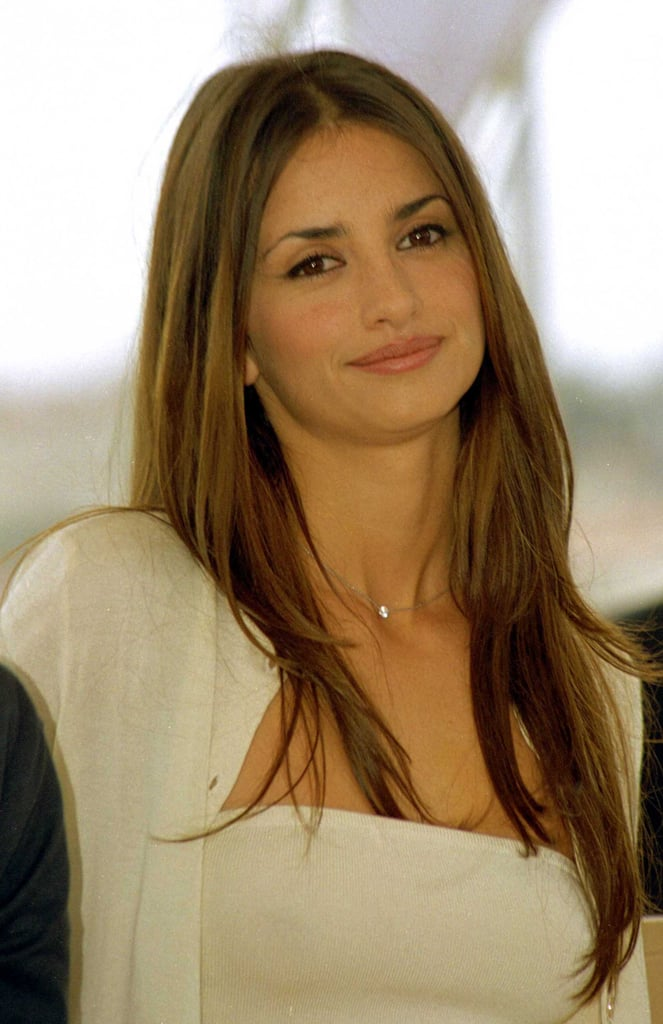 Penelope Cruz attended the Woman on Top event in 2000 at the 53rd Cannes Film Festival.