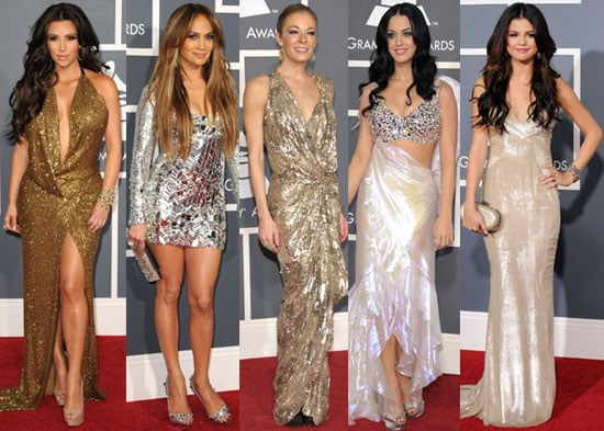 Pictures of the 2011 Grammys Red Carpet Women