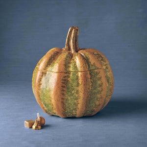 Steal of the Day:  Covered Pumpkin Bowl