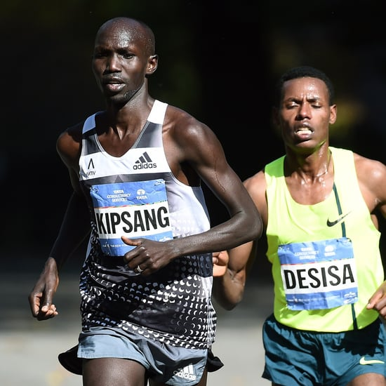 NYC Marathon Men's Winner 2014