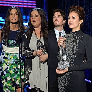 Winners at People's Choice Awards 2014   Video