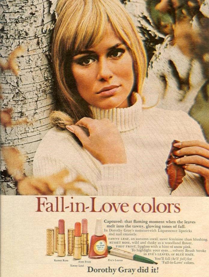"""Are you supposed to """"fall in love"""" with the colors, or do the colors make you fall in love?"""
