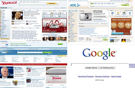 What Search Page Appeals To You the Most?
