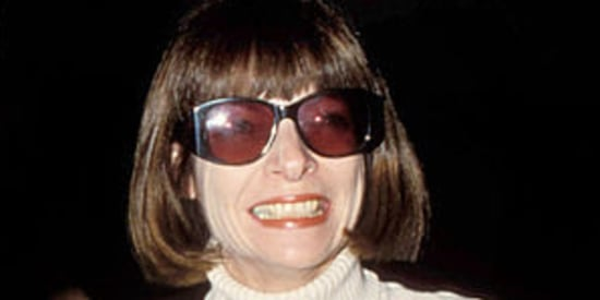 26 Times Anna Wintour Wore Sunglasses In The Dark