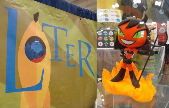 Loter at Wondercon 2009