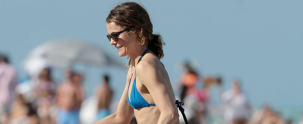 Keri Russell's Impressive Bikini Body Will Make You Do a Double Take