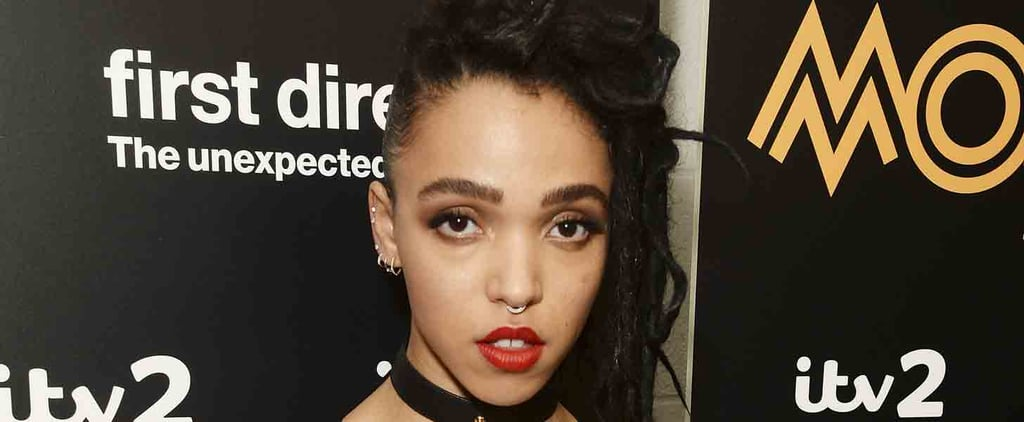 Robert Pattinson Steps Out to Support FKA Twigs on Her Big Night