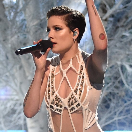 Halsey Sings at the MTV Movie Awards 2016 | Video