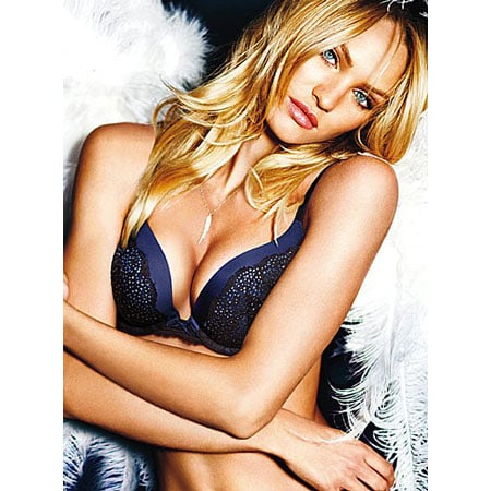 Dream Angels Push-Up Bra and Dream Angels Lace-Trim Cheeky Panty