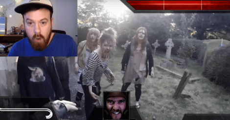 Company Creates BRILLIANT First-Person Shooter Experience In Chatroulette