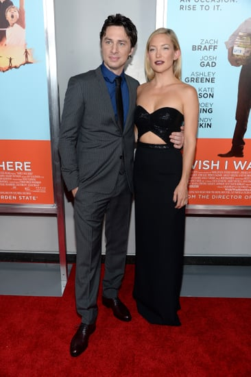Kate Hudson Shows a Bit of Skin For the Wish I Was Here Screening