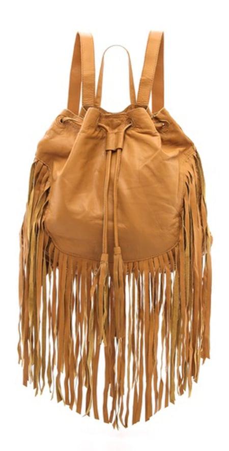 Cleobella Fringe Backpack ($377)