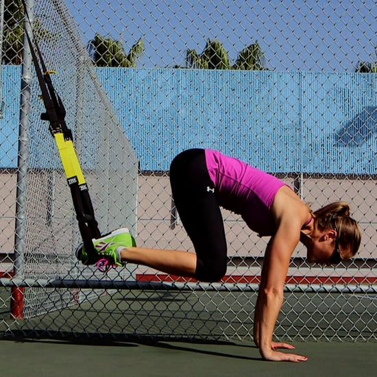 Three TRX Moves to Strengthen Your Core!