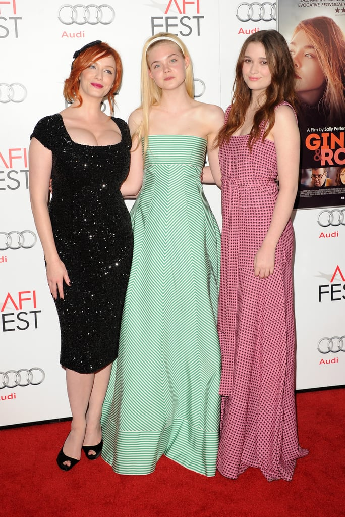 Her biggest role to date was in last year's Ginger and Rosa, which co-starred Christina Hendricks and Elle Fanning. Both the movie and Alice were really well-received, with Alice nominated for a British Independent Film Award for Best Supporting Actress.