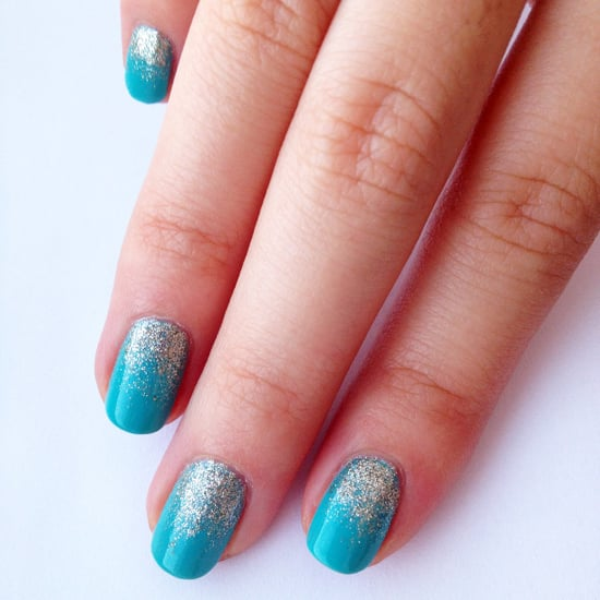 How to Do Glitter Ombre Nail Art