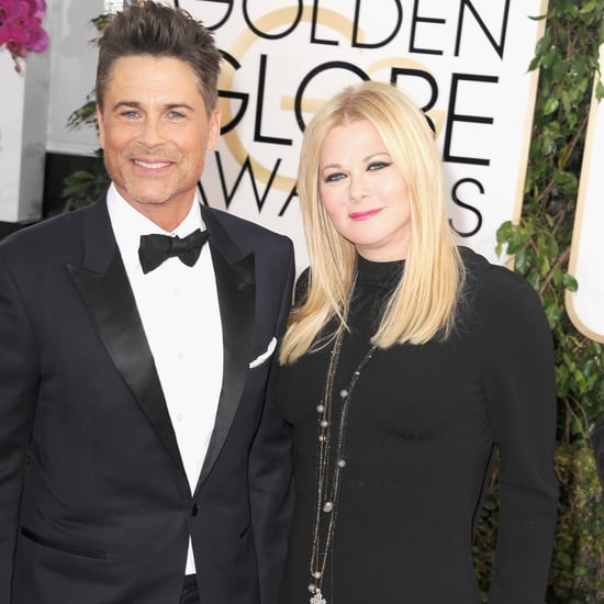 Rob Lowe at the Golden Globes 2014