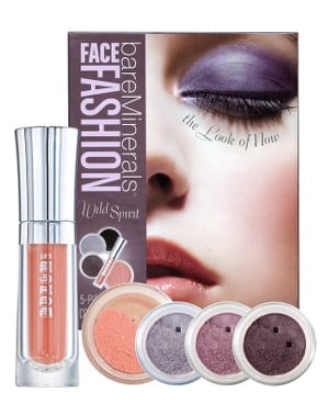 Wednesday Giveaway!  Bare Minerals Face Fashion — The Look of Now