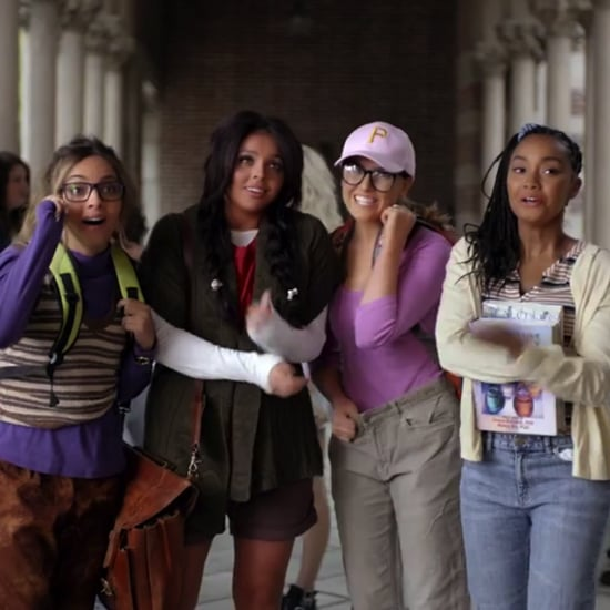 "Little Mix's ""Black Magic"" Music Video"