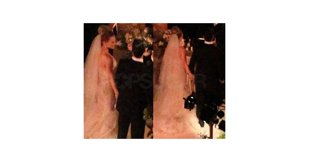 Pictures Of Hilary Duff And Mike Comries Wedding