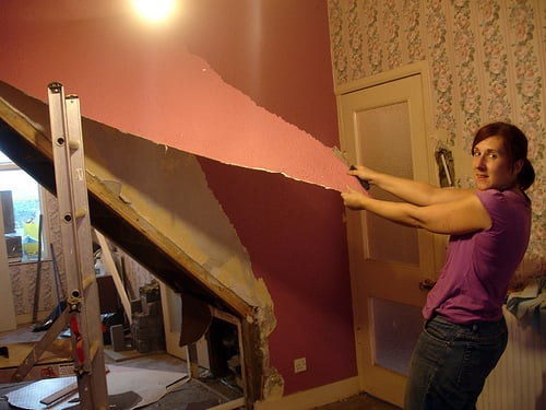 Have You Ever Removed Wallpaper?