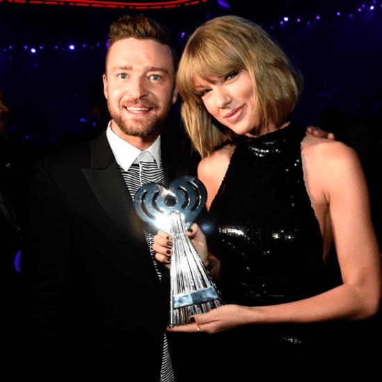 Justin Timberlake at iHeartRadio Music Awards 2016
