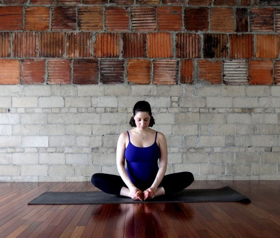 Hip and Back Yoga Stretches For Pregnancy