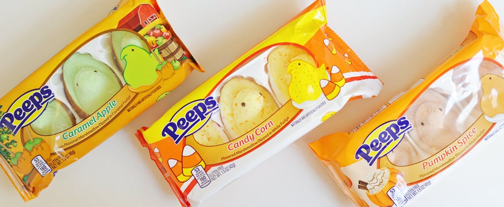Peeps Released Not 1 but 3 New Flavors For Fall; We Tried Them All