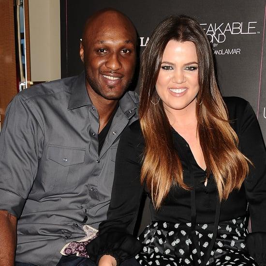 Khloe Kardashian and Lamar Odom Cancel Their Divorce