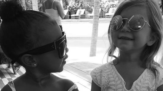 North West and Penelope  Disick Were Dancing Queens During Family Trip to Cuba