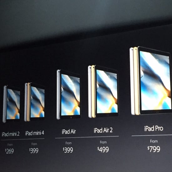 Apple Announces iPad Mini 4
