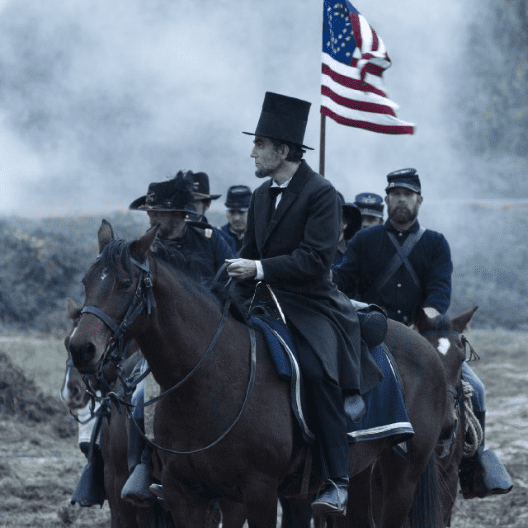 Lincoln Trailer With Daniel Day-Lewis as Abraham Lincoln