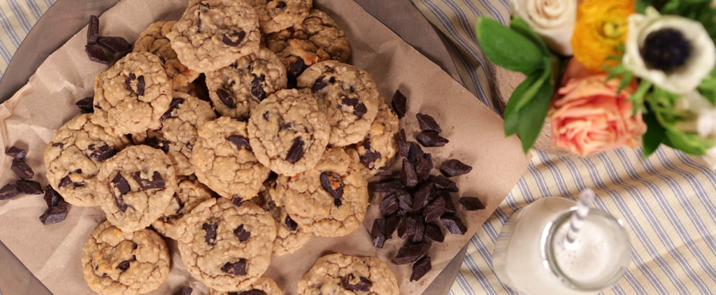 Feel Good With These Guilt-Free Chocolate Peanut Butter Cookies