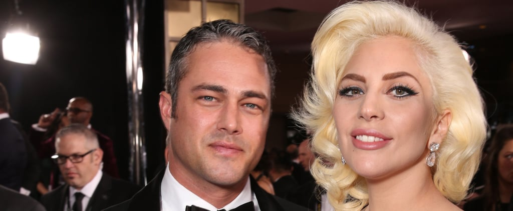 Turns Out, Lady Gaga Did Thank Taylor Kinney After Winning Her Golden Globe