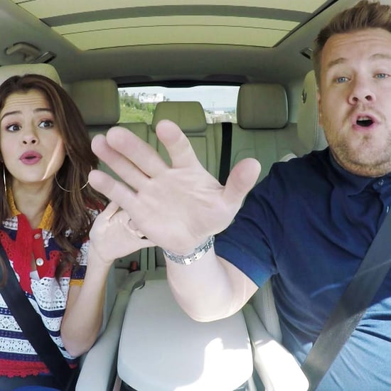 Selena Gomez's Fashion on Carpool Karaoke