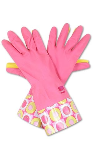Hot Kitchen Style, Part II: Designer Dish Gloves