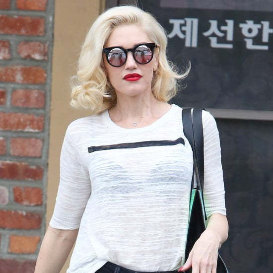 Gwen Stefani Leaving an Appointment in LA Pictures