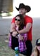Mila Kunis and Ashton Kutcher Are a Couple of Country Cuties