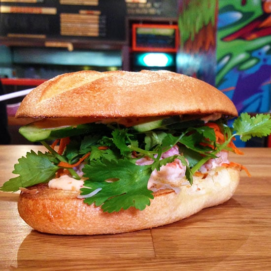 Num Pang Coconut Tiger Shrimp Sandwich Recipe