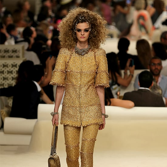 Chanel Oil Bags Cruise 2015 Dubai | Video