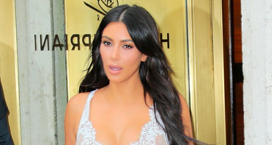 Kim Kardashian Shares Exact Details of How She Lost 60 Pounds of Baby Weight