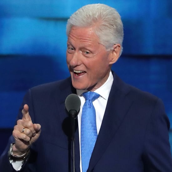 Bill Clinton DNC Speech 2016