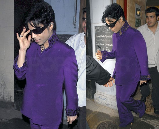 Would You Pay To See Prince in London?