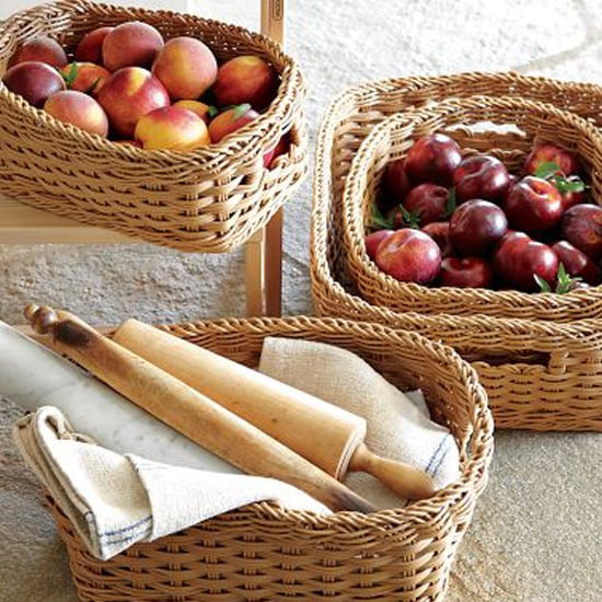 Simple Woven Baskets