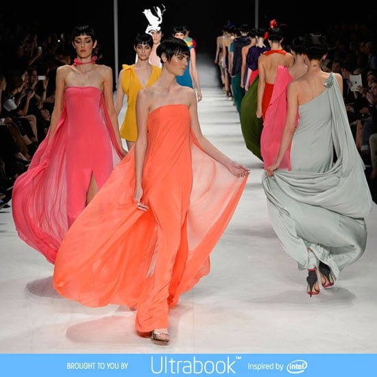 Pictures and Runway Review of Carl Kapp Spring Summer 2012-2013 Mercedes Benz Fashion Week Australia Catwalk Show