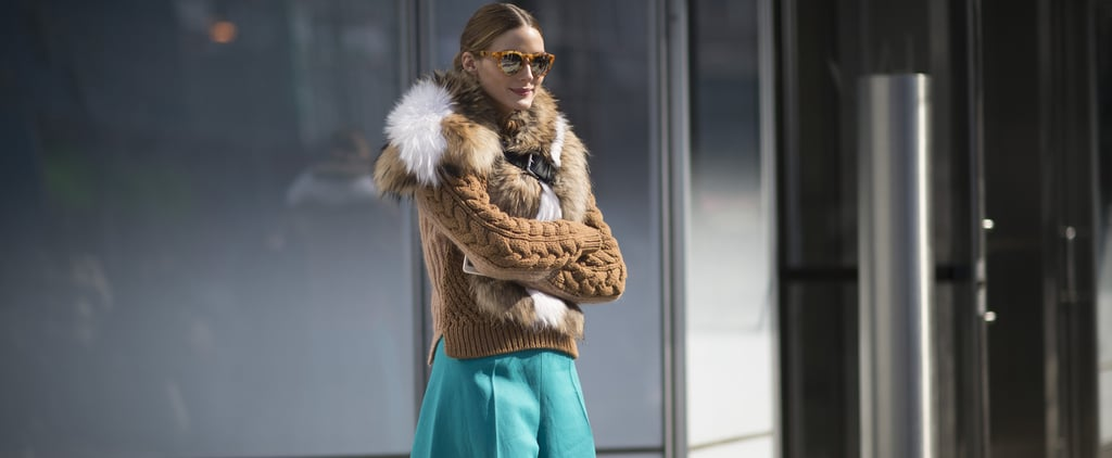 Olivia Palermo Just Curated Your Fall Shopping List, and This Is What's on It