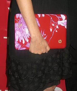 The Vivienne Tam HP Laptop Pops Up on HP's Website