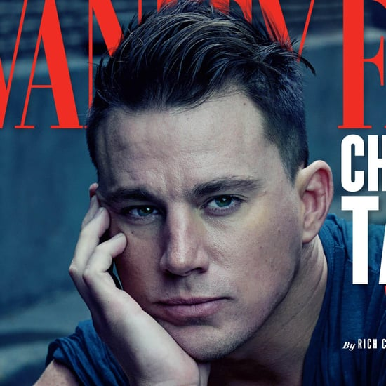 Channing Tatum's Vanity Fair Cover August 2015